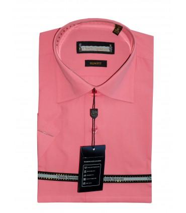 Сорочка розовая
