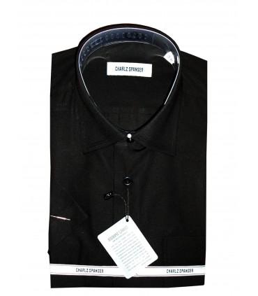 Сорочка арт.BSDF-HAI черная