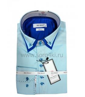 Сатиновая сорочка Rio Ricci