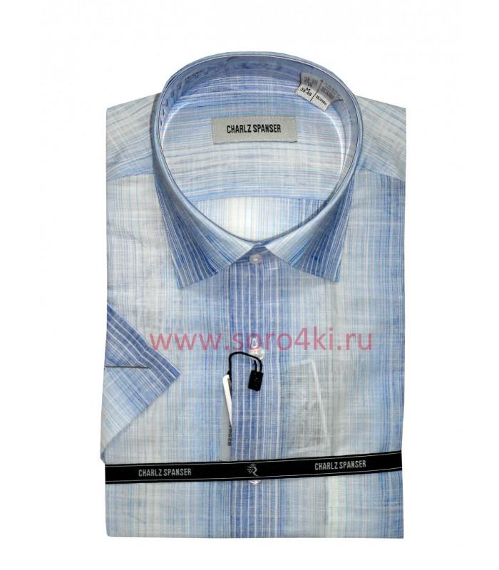 Рубашка мужская из марлевки