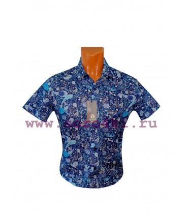 Рубашка мужская, хлопковая