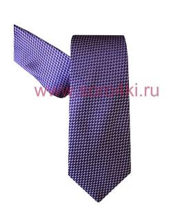 Сине-фиолетовый галстук