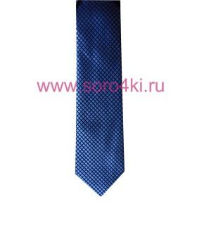 Синий галстук