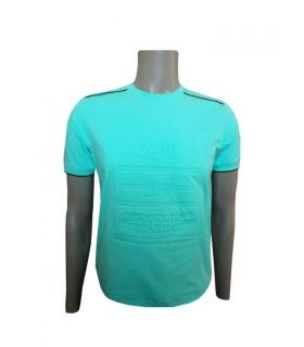 Мужская футболка мятного цвета