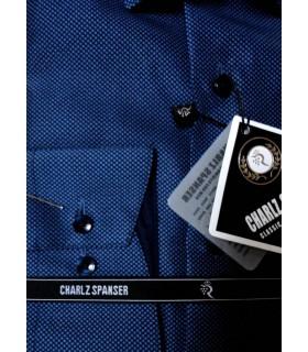 Рубашка Charlz Spanser в крапинку