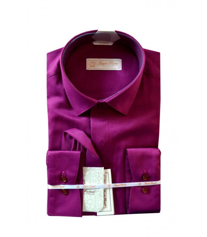 Нарядная рубашка с платком