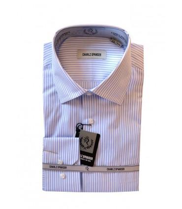 Charlz Spanser рубашка