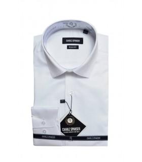Мужская белая сорочка
