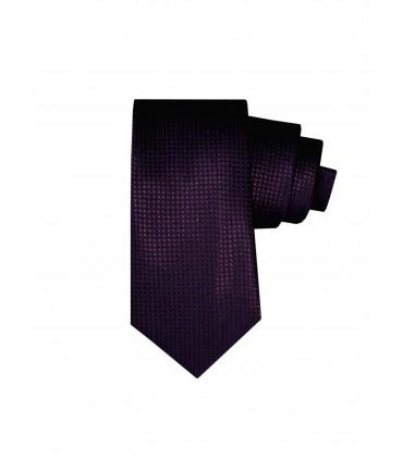 Галстук фиолетовый