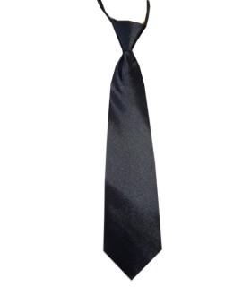 Детские галстуки однотонные