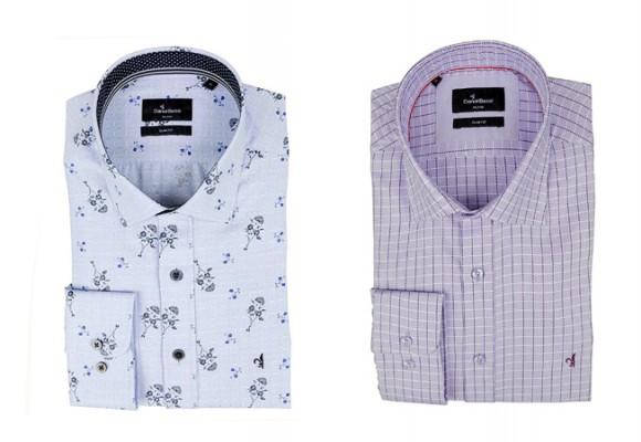 Поступление мужских рубашек