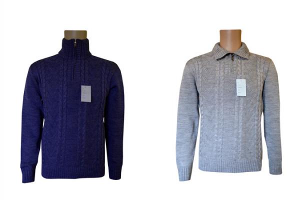 Поступление свитеров